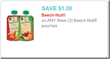 Beech Nut Coupon
