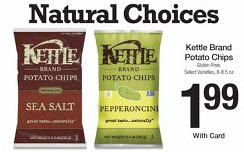 kettle brand chips price match