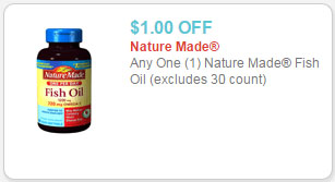 nature made coupon
