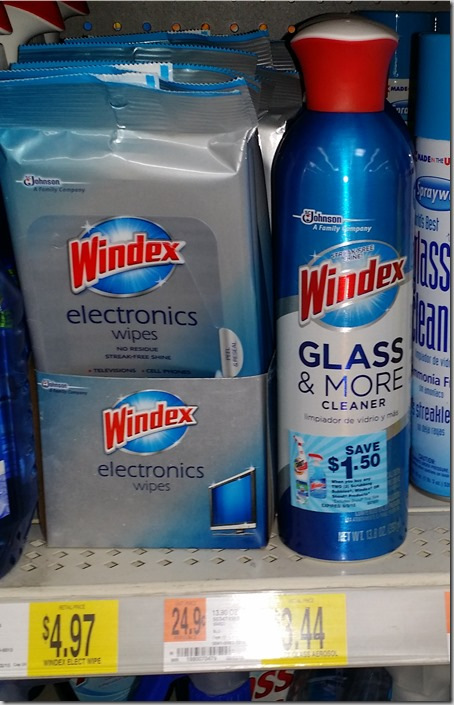 Windex Glass and More