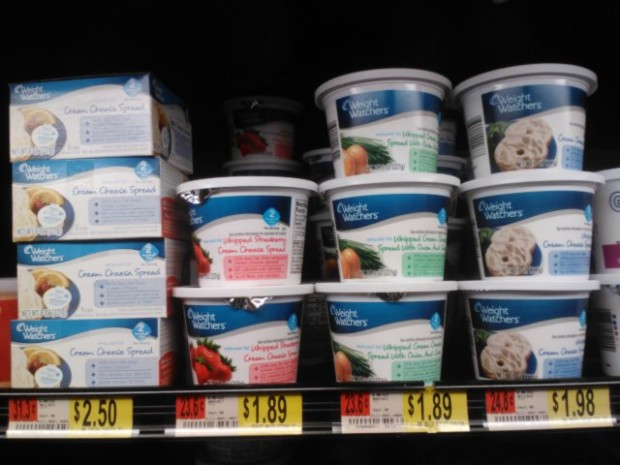 Weight Watchers Products as low as $1.31 at Walmart!