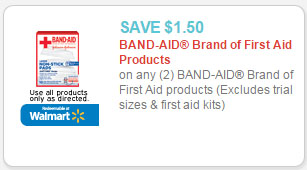 bandaid coupon