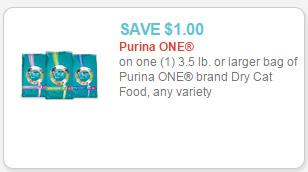 purina one coupon