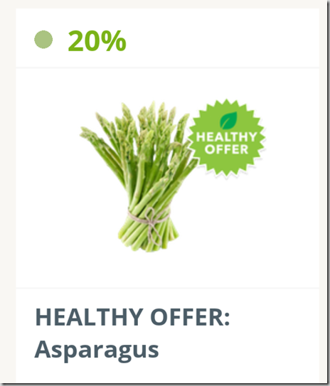 SavingStar Produce Deal: Save 20% on Asparagus!