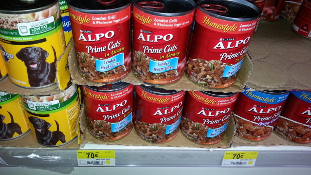 Alpo Canned Dog Food Only $0.57 at Walmart!
