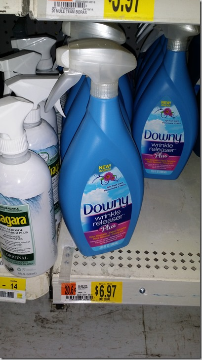 New High Dollar Coupon for Downy Wrinkle Releaser!