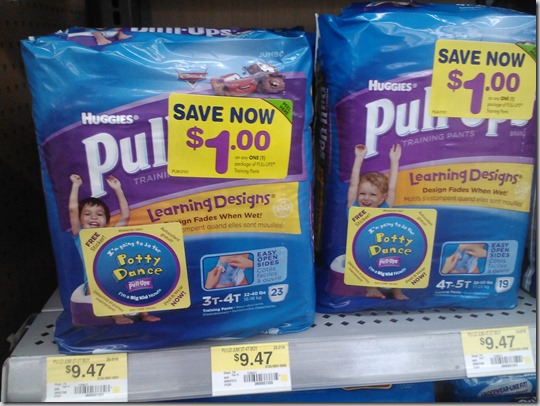 New High Dollar Printable Coupons for Huggies Diapers, Wipes and More!