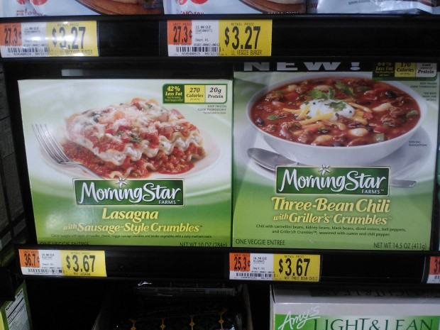 MorningStar Farms Products Only $2.92 at Walmart!
