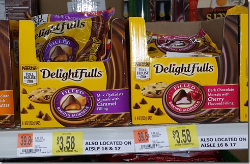 Nestle DelightFulls Morsels Just $2.58 at Walmart!
