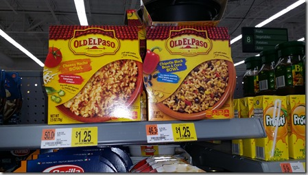 Old El Paso Taco Seasoning Just $.12 at Walmart!