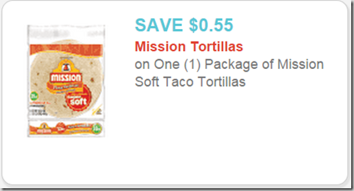 Walmart Price Match Deal: Mission Tortillas Just $.45 at Walmart!