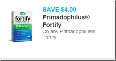 Save Up To $15 on Fortify or Pearls Probiotics, Remifemin Menopause Relief, or Alive Multi-Vitamins!