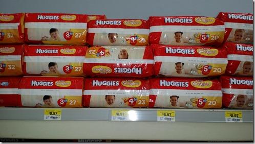 Huggies Diapers Just $6.97 at Walmart!