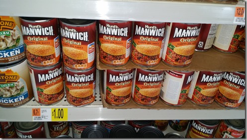 FREE Can of Manwich When You Buy King's Hawaiian Buns!