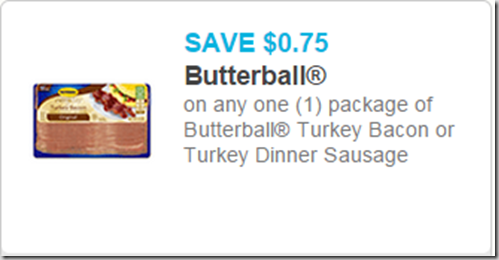 Butterball Bacon Just $1.23 at Walmart!