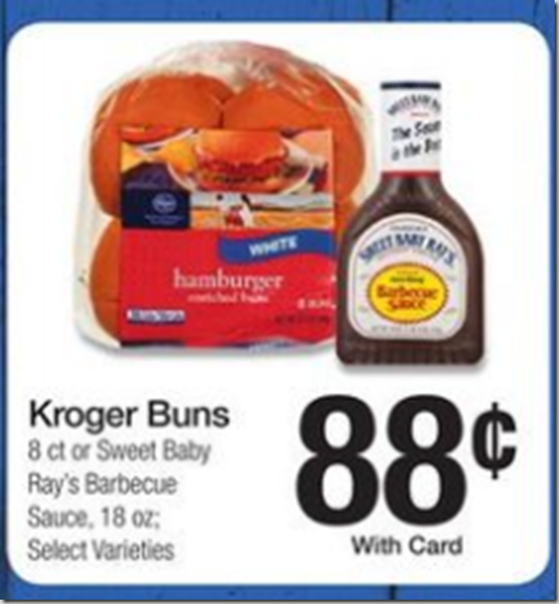 Walmart Price Match Deal: Sweet Baby Ray's BBQ Sauce Just $.23!