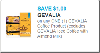 Gevalia Coffee Just $5.98 at Walmart!