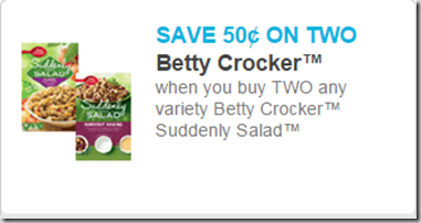 Walmart Price Match Deal: Suddenly Salad Just $.74!