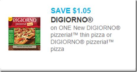 Walmart Price Match Deal: DiGiorno Pizzeria Pizzas Just $2.94!