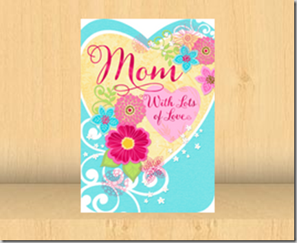 Save $.75 on Hallmark Mother's Day Cards!