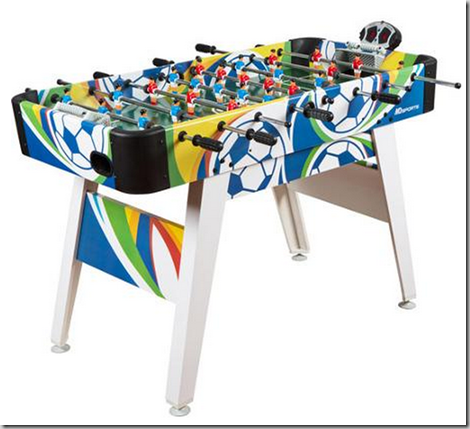 Foosball Table Just $29, Normally $105!