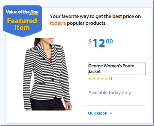 Walmart Values of the Day: Watercolor World Map Just $25.99 or Women's Jacket for $12!