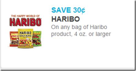 Walmart Price Match Deal: Haribo Gold Bears Just $.39!