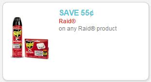 raid printable coupon
