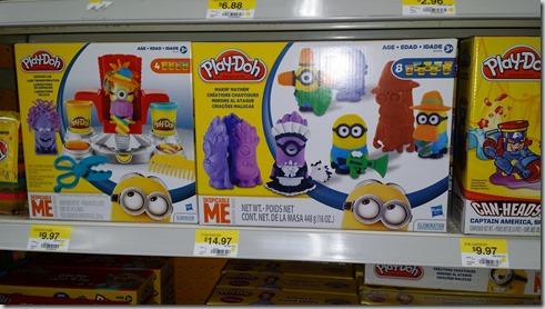 Play-Doh Minions Toys Starting at $7.97 at Walmart!