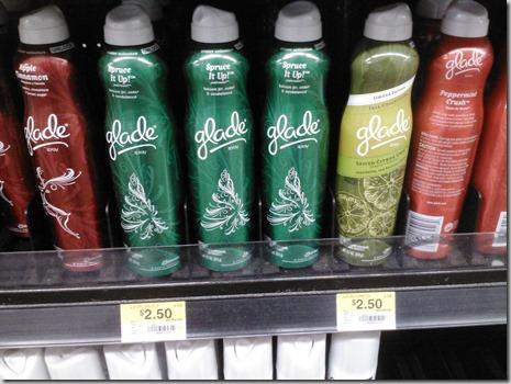 Glade Products Starting at $.78 at Walmart!