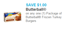Butterball Turkey Products Starting at $1.53 at Walmart!