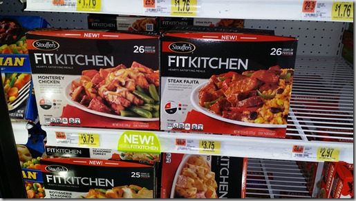 Get a High Protein Meal Quickly with STOUFFER'S® Fit Kitchen Meals!