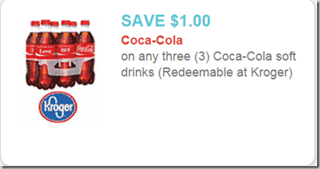 RARE Coupon for Coca Cola Makes 2 Liter Bottles Just $.67 at Walmart!