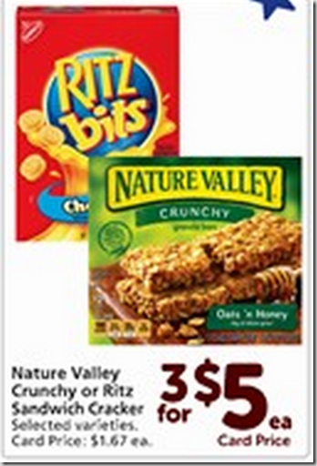 Walmart Price Match Deal: Bush's Baked Beans for $.50 or Nature Valley Granola Bars Just $.66 This Weekend!