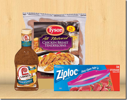 High Dollar Ibotta Rebate for Tyson Chicken!