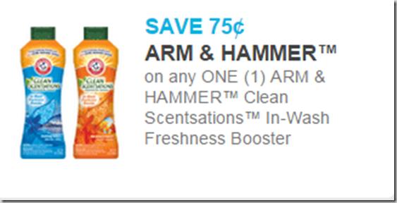 Walmart Price Match Deal: Arm & Hammer Laundry Detergent Just $2.49!