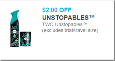 New Printable Coupons for Downy Unstopables and Walmart Matchups!