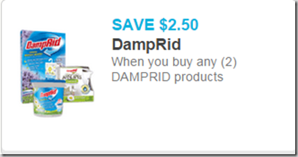 DampRid Products Starting at $1.42 at Walmart!