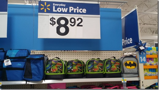 Lunchpails for $8.92 with the TMNT