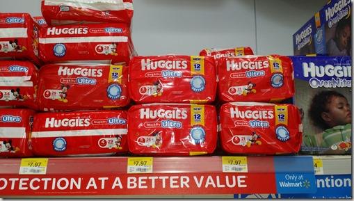 FREE Jumbo Pack Huggies Snug & Dry Diapers!