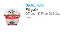 Frigo Deli Cup Item Just 1.77 at Walmart!
