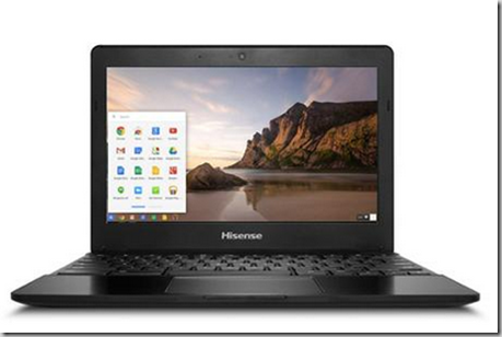 Walmart Dare to Compare Deal: Hisense Chromebook Just $149.99!