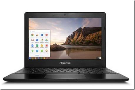 Walmart Dare to Compare Deal: Hisense Chromebook Just $149.99!