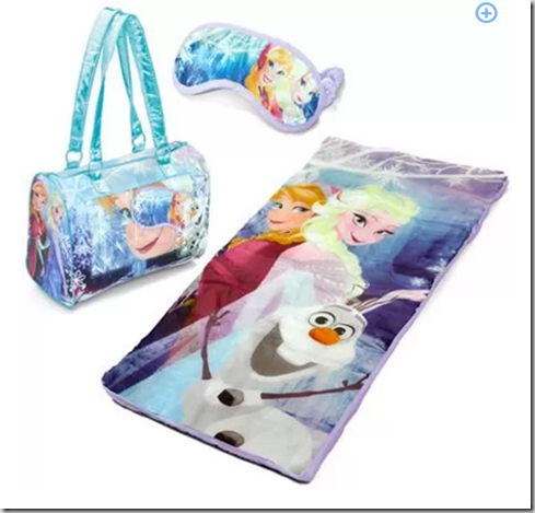 Walmart Rollback Deal:Disney Frozen Slumber Mat, Mask and Purse Just $14.98!