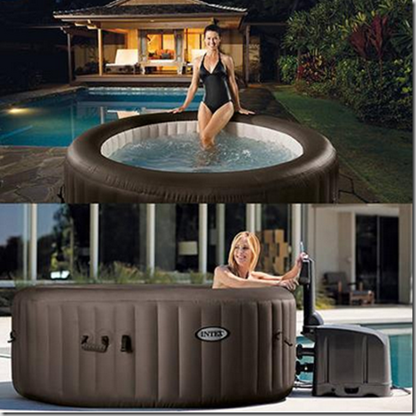 Walmart Dare to Compare Deal: Intex PureSpa Portable Jet Massage Spa Just $299, Normally $699!
