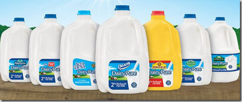 Dairy Pure Milk is $.72 at Walmart with this Printable Coupon!
