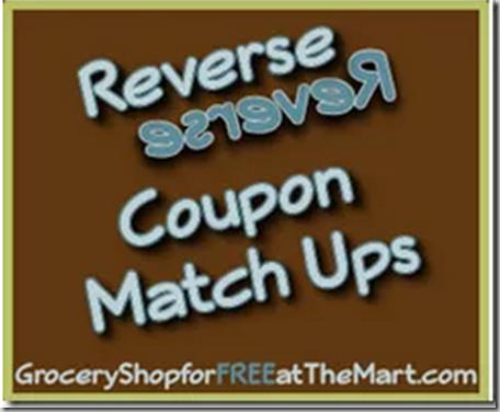 7/12 Reverse Coupon Matchups!