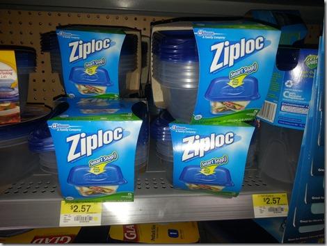 Ziploc Bags Just $1.11 at Walmart!