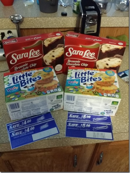 Win an Entenmann's and Sara Lee Gift Pack!