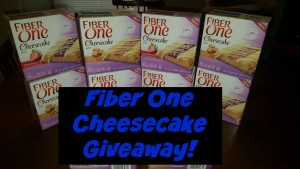 New Fiber One Cheesecake Giveaway!